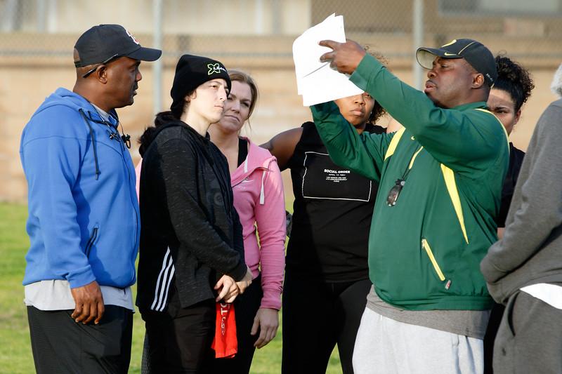 2020 Los Angeles Black Storm open tryouts (1/18/2020)