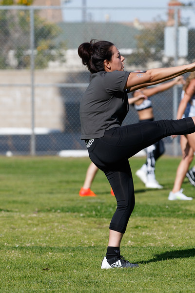 2020 Los Angeles Black Storm open tryouts (1/18/2020)