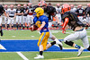 MHS Football Scrimmage vs Waynesville 2016-8-9-8