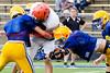 MHS Football Scrimmage vs Waynesville 2016-8-9-21