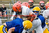 MHS Football Scrimmage vs Waynesville 2016-8-9-19