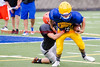 MHS Football Scrimmage vs Waynesville 2016-8-9-15