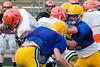 MHS Football Scrimmage vs Waynesville 2016-8-9-20