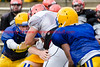 MHS Football Scrimmage vs Waynesville 2016-8-9-18
