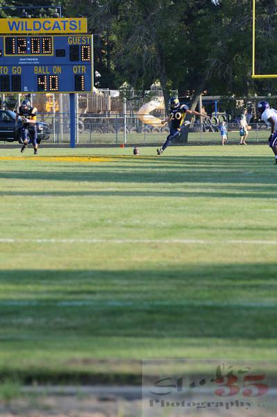 MHS Varsity vs BC Lakeview 8/27/10