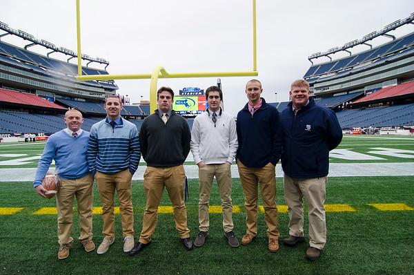 MIAA Media Day for 2015 High School Super Bowl