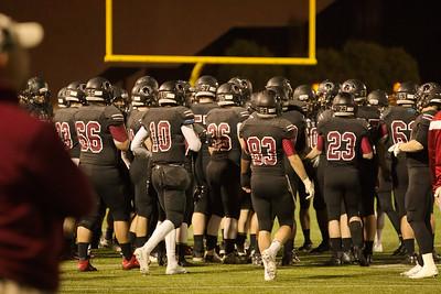 MIT-Nichols football Nov. 7, 2015