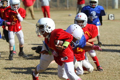 Magee Pee Wee Super Saturday(2014)