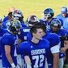 Matt McLean Windham HS # 55 and Tyler Reeve of Winthrop HS # 72.