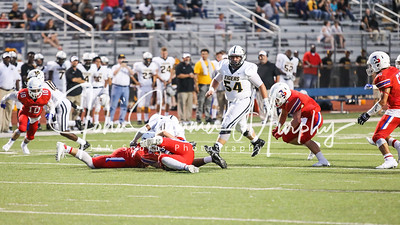 Malakoff's #54 Coby Wilbanks