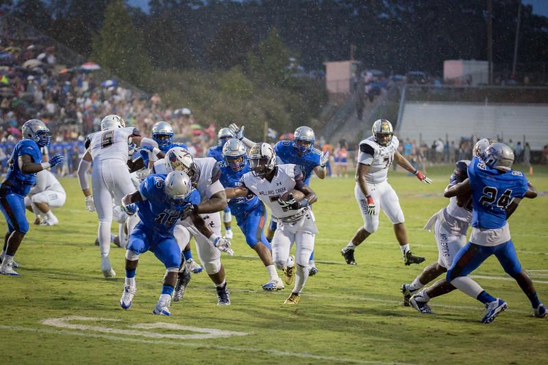 Mallard Creek Football vs Byrnes 2015-316