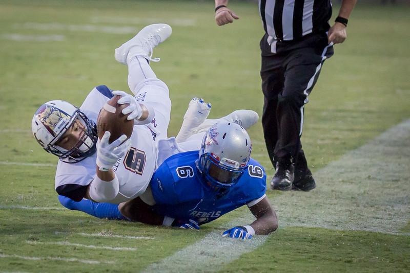 Mallard Creek Football vs Byrnes 2015-292