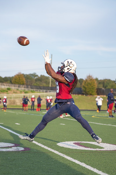 Mallard Creek Football vs Vance 2016-71