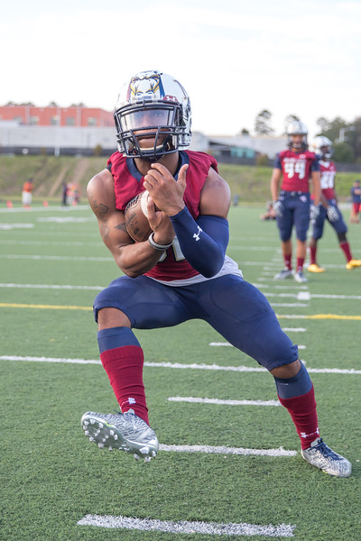 Mallard Creek Football vs Vance 2016-40