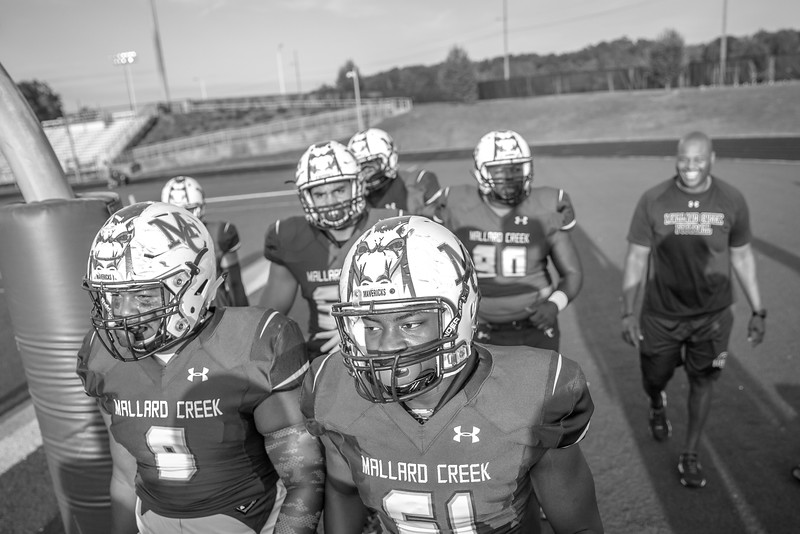Mallard Creek Football vs Vance 2016-84