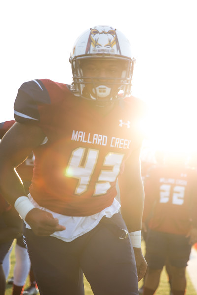 Mallard Creek Football vs Vance 2016-83