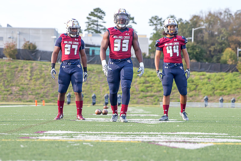 Mallard Creek Football vs Vance 2016-24