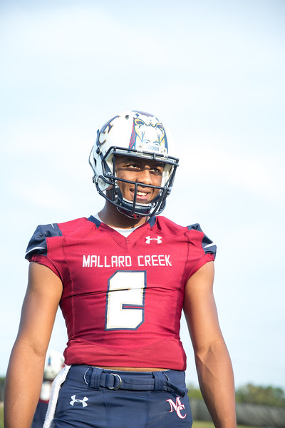 Mallard Creek Football vs Vance 2016-16