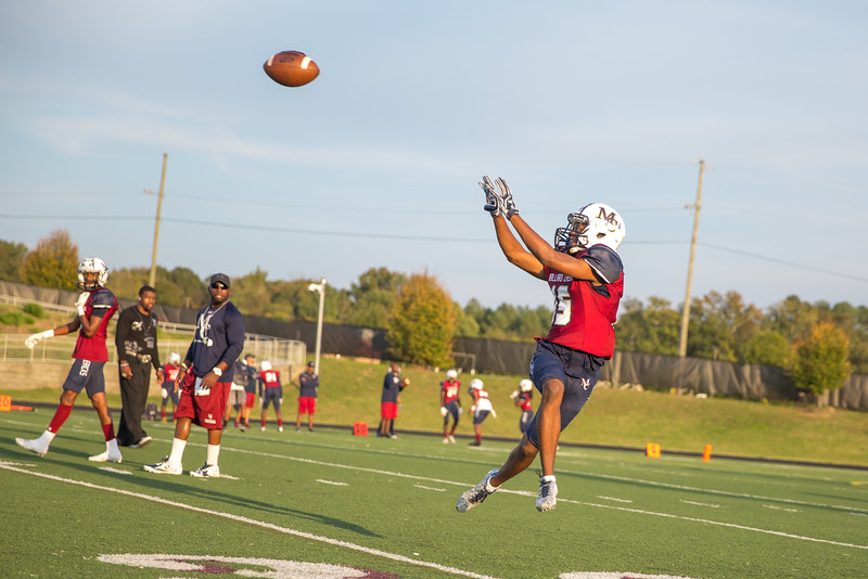 Mallard Creek Football vs Vance 2016-80
