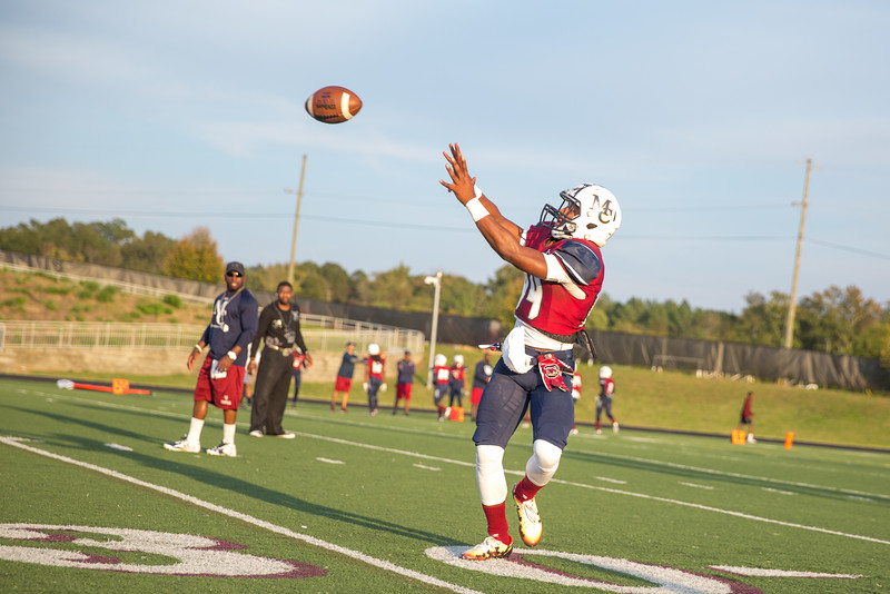 Mallard Creek Football vs Vance 2016-79