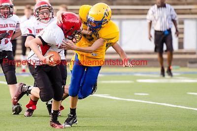 MJHS Football vs Indian Hill 2015-09-24-65
