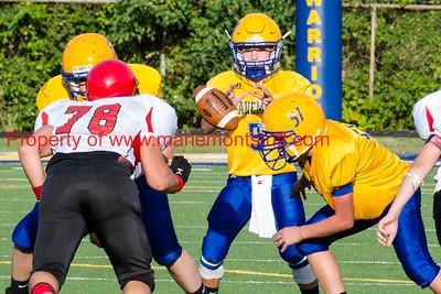 Mariemont Jr High Football 2015