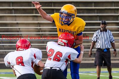 MJHS Football vs Indian Hill 2015-09-24-44