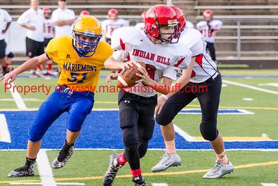 MJHS Football vs Indian Hill 2015-09-24-42