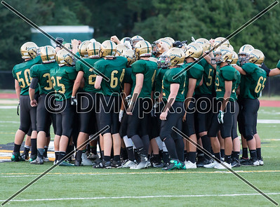 Marshall @ Langley Varsity Football (02 Oct 2014)