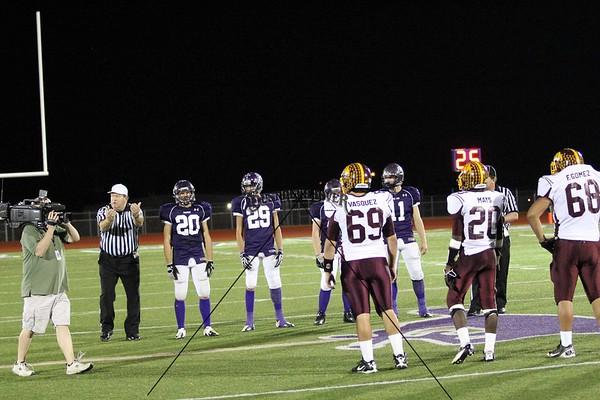Mason Football vs Thorndale
