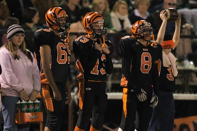 The Maud Tigers hosted Bluejacket October 26th, 2007.