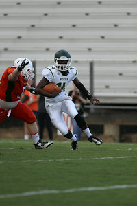 Mauldin High hosted the Chick-fil-a kick off jamboree Friday evening August 22.