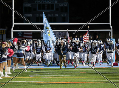 McLean @ Yorktown Football (14 Oct 2016)
