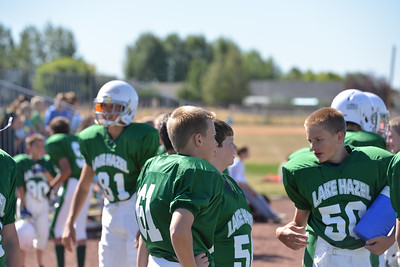 LHMS Football 9-3-14 2
