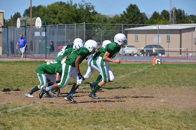 LHMS Football 9-3-14 9