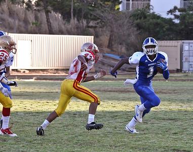 Moanalua vs Roosevelt JV 9/30/2011