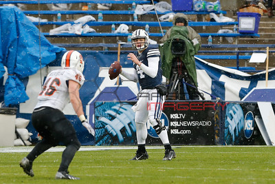 NCAA Football: Idaho State at Brigham Young