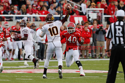 NCAA Football: Arizona State at Utah