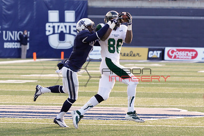 NCAA Football: Colorado State at Utah State