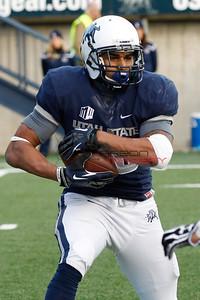 NCAA Football: Colorado State at Utah State