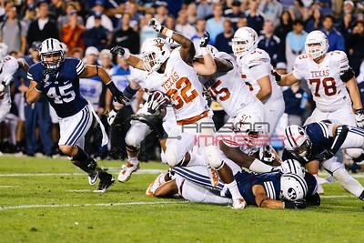 NCAA Football: Texas at Brigham Young