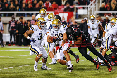NCAA Football: UCLA at Utah