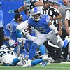 NFL: Carolina Panthers at Detroit Lions