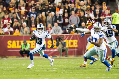 Cowboys Edge Redskins on Late Field Goal