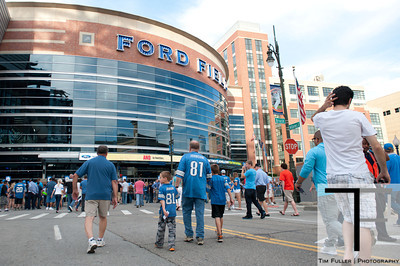NFL: Preseason-New York Jets at Detroit Lions