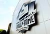 Aug 4, 2012; Canton, OH, USA; A general view of the Pro Football Hall of Fame before the 2012 enshrinement at Fawcett Stadium. Mandatory Credit: Tim Fuller-US PRESSWIRE