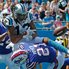 APTOPIX Bills Panthers Football