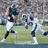 NFL 2017: Eagles vs Rams DEC 10