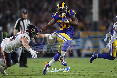 NFL 2019: Bears vs Rams NOV 17