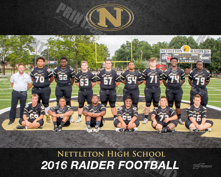 NHS Media Day Football 2016